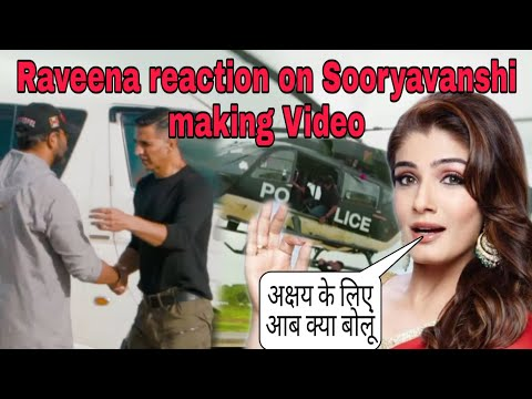 Sooryavanshi : Raveena Tandon Reaction On Katrina Kaif Tip Tip Barsa Pani Remake, Akshay Kumar Mp3