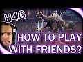 Monster Hunter World - How to Play with Friends in Expeditions?