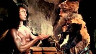 El Robinson Crusoe de Buñuel. Viernes se  viste de mujer.