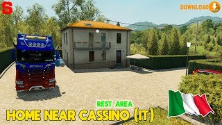 "[""Euro Truck Simulator 2"", ""Ets2.lt"", ""Ets2"", ""SiMoN3"", ""subscribe"", ""like"", ""1.31x"", ""2018"", ""house"", ""home"", ""rest area"", ""home in italy"", ""italia"", ""italian house"", ""Ets2 mod"", ""map mod"", ""map"", ""mapping"", ""modding"", ""trucking"", ""truck spotting"", ""Cass"