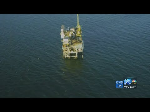 Va. Beach council to talk offshore drilling