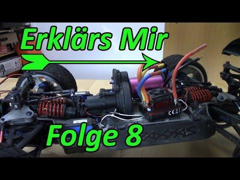 """""""Erklärs Mir""""#8 - Traxxas E-Revo: Getriebe ausbauen"""