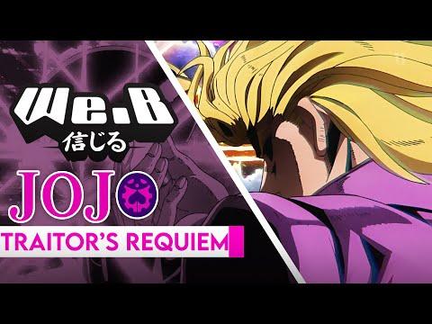 JoJo's Bizarre Adventure OP 9 - Traitor's Requiem | FULL ENGLISH Cover by We.B