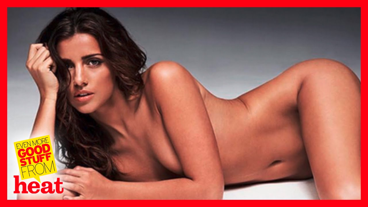 lucy mecklenburgh hits out at body shamers with before and