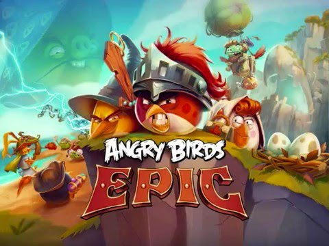 Angry Birds Epic Music: King Pig and his manic minions (Extended)