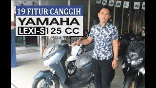 LEXI tipe S 125 cc Dibekali 19 Fitur Canggih Yamaha