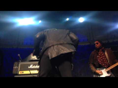 D'Angelo - 1000 Deaths @ Paradiso, 2 March 2015, Amsterdam