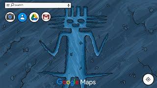 Insane & Strange Things Found on Google Maps