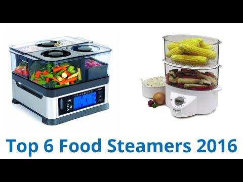 6 Best Food Steamers 2016