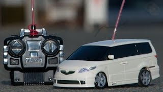 済 700 円 №03W Tomy Tomitech Aero R/C Honda Elysion エアロアールシー エリシオン トミーテック