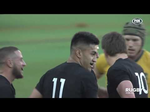 Bledisloe Cup: All Blacks vs Wallabies, Yokohama