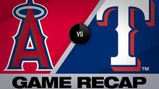 4/17/19: Choo propels Rangers to 5-4 win over Halos