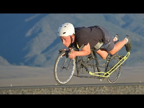 Battle Mountain: Graeme Obree's Story reviewed by Robbie Collin