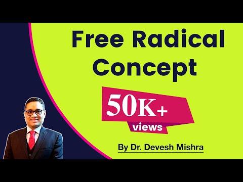 Free Radical Concept By Dr. Devesh Mishra