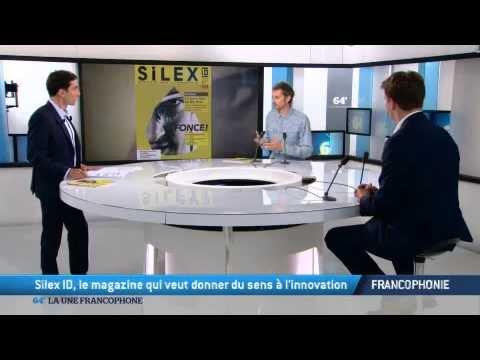 Silex ID, le magazine qui veut donner du sens à l'innovation