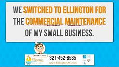Commercial HVAC Service Maintenance - Ellington AC Review