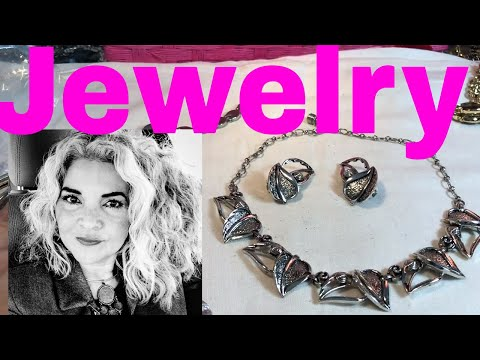 Huge Jewelry Unboxing Fabulous Friend Mail From Rose