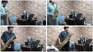 Super Mario Kart - Mario Circuit - Saxophone Quartet Cover