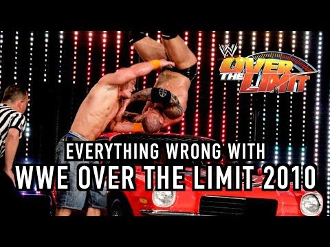 Episode #235: Everything Wrong With WWE Over The Limit 2010