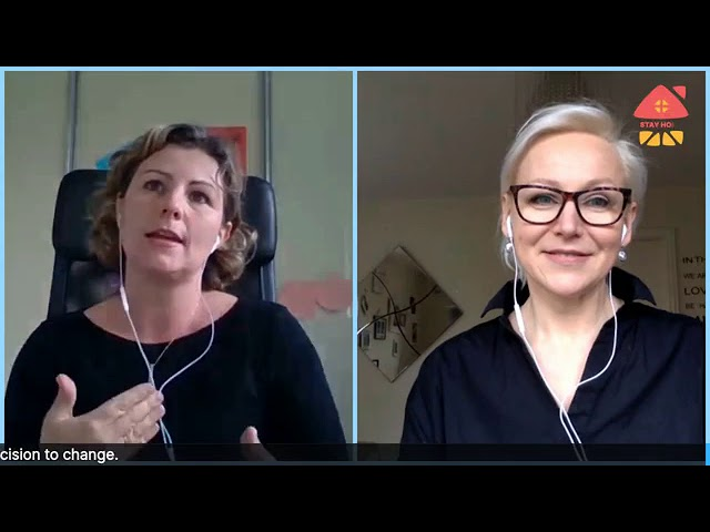 T- Talk with Elena and Christelle