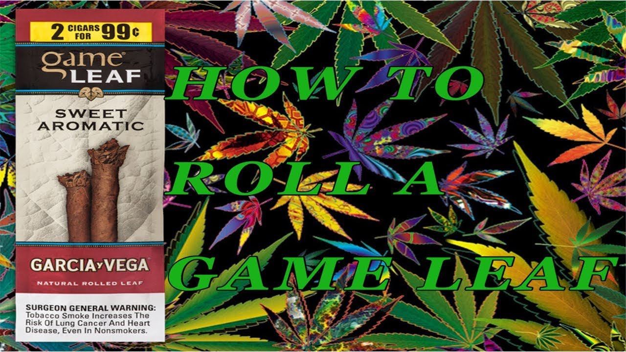 How To Roll A Game Leaf