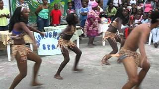 XII EPA Guayaquil 2012 - Visita a los barrios afro: mapalé juvenil (1)