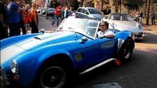 ford shelby cobra 427 - Backfire!! - Loud Rev's!