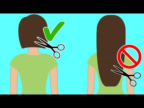 THE 25 WORST AND BEST THINGS YOU CAN DO TO YOUR HAIR