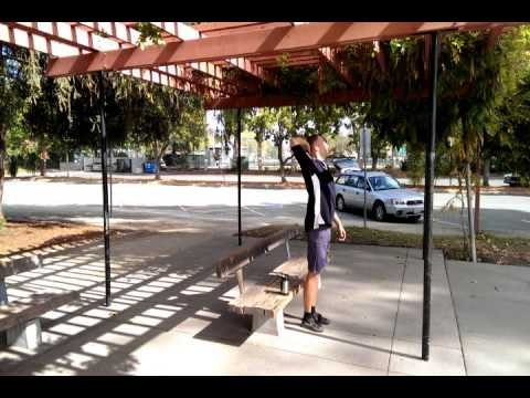 Stretch Break from Palo Alto Personal Trainer Steven Rice