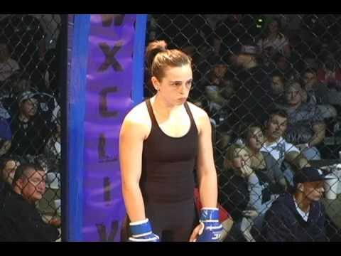 WXC 33 MMA Kathleen Albany vs Hayley Winters
