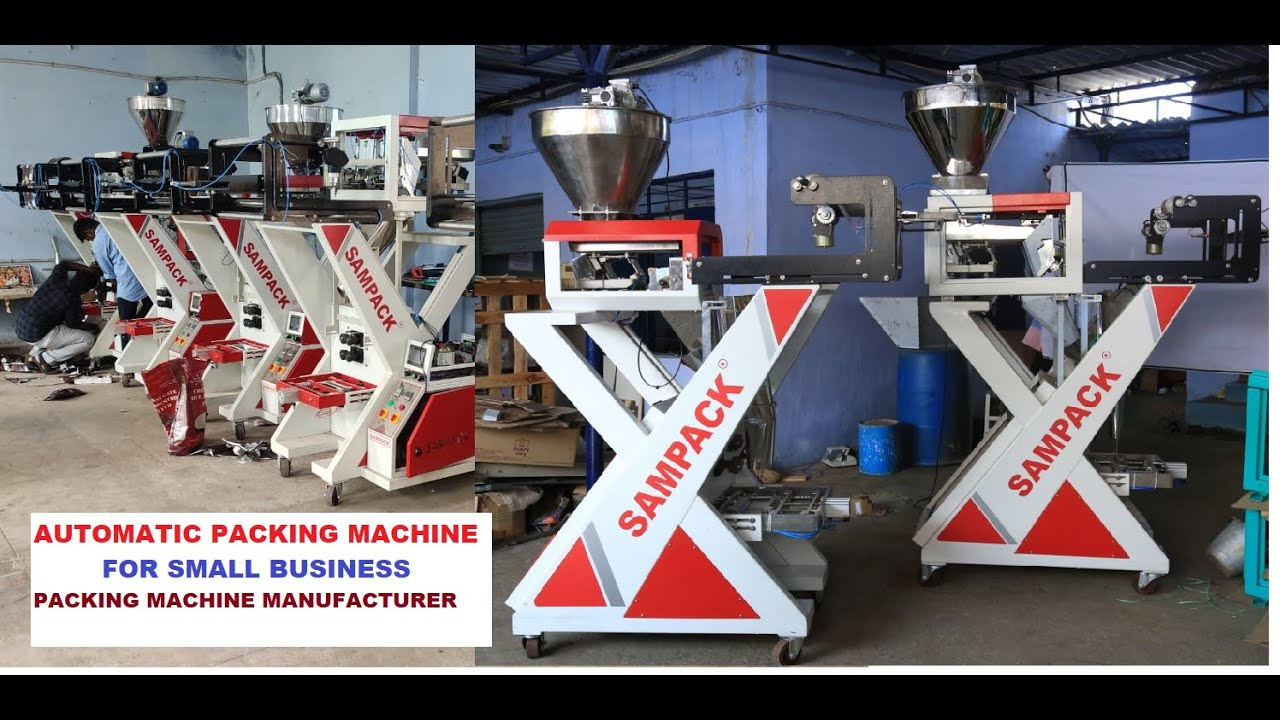 Download Automatic Packing machine  low price For Small Business  Packing machine manufacturers Coimbatore