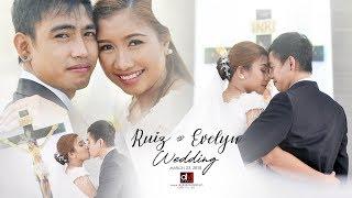 Ruis + Evelyn Wedding SDE