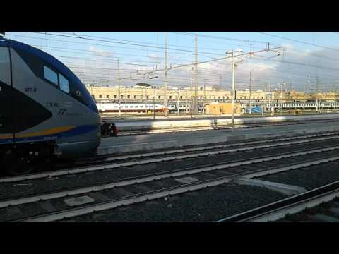 Trains at: Roma Termini, 15/03/16