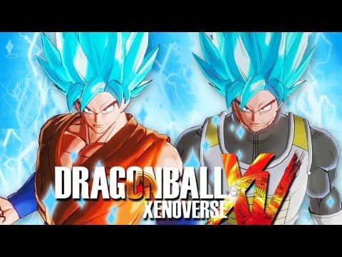 Dragon Ball Xenoverse Gameplay - FREE DLC UPDATE - Xbox One Walkthrough Part 65