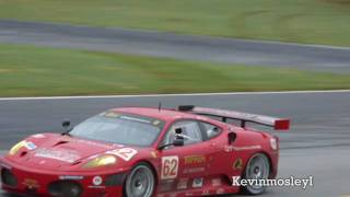 2008 ALMS Petit Le Mans Pictures Videos