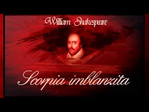 Scorpia imblanzita - William Shakespeare