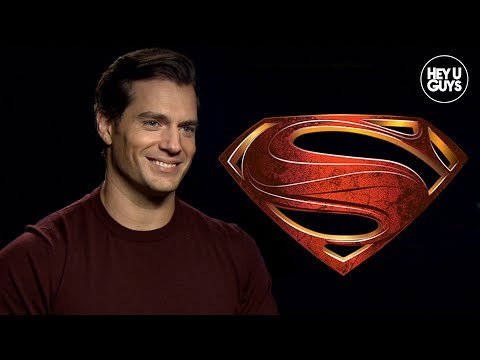Henry Cavill on the Man of Steel Sequel Everyone Wants to See