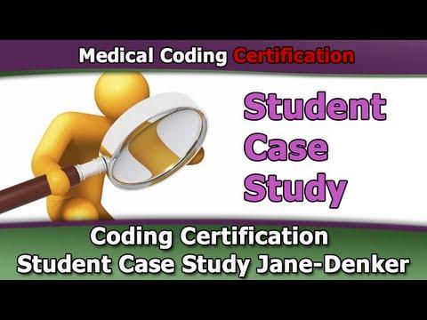 Medical Coding From Home Case Study Jane Denker Youtube