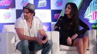 Hrithik Roshan & Katrina Kaif Mountain Dew Full Event
