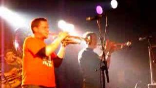 Youngblood Brass Band - Trumpet solo