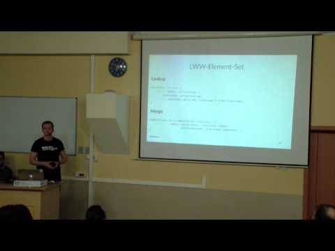Kappa Day - Practical demystification of CRDT - Tomtom