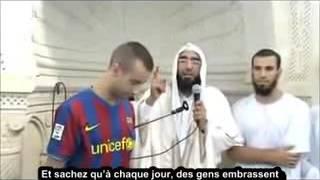 Footballeur français converti à l'islam