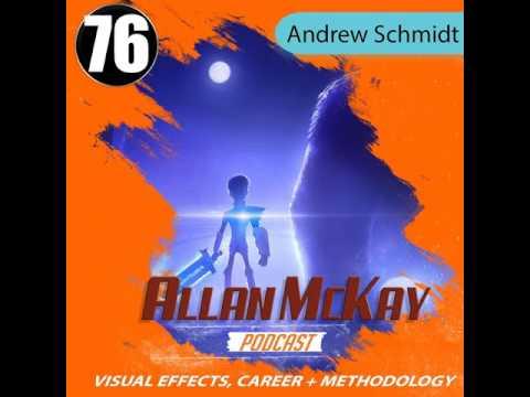 076 - Andrew Schmidt - Director at Dreamworks Animation