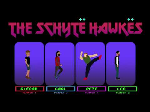 The SchytëHawkës: Streets of Rage (Official Music Video)