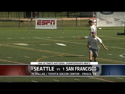 Revolver v Sockeye (2015 National Championships - Men's Final)