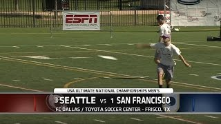 Revolver v Sockeye (2015 National Championships - Men
