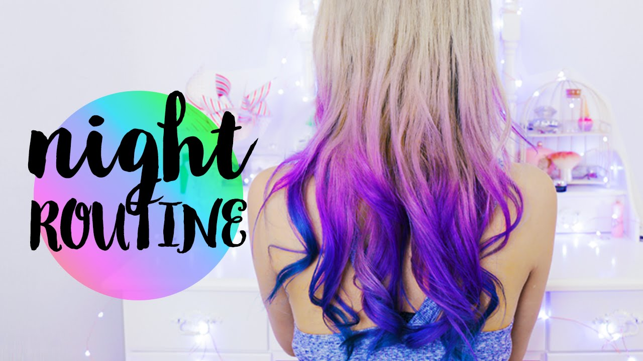Night Routine Hacks & DIYS You Should Try - YouTube