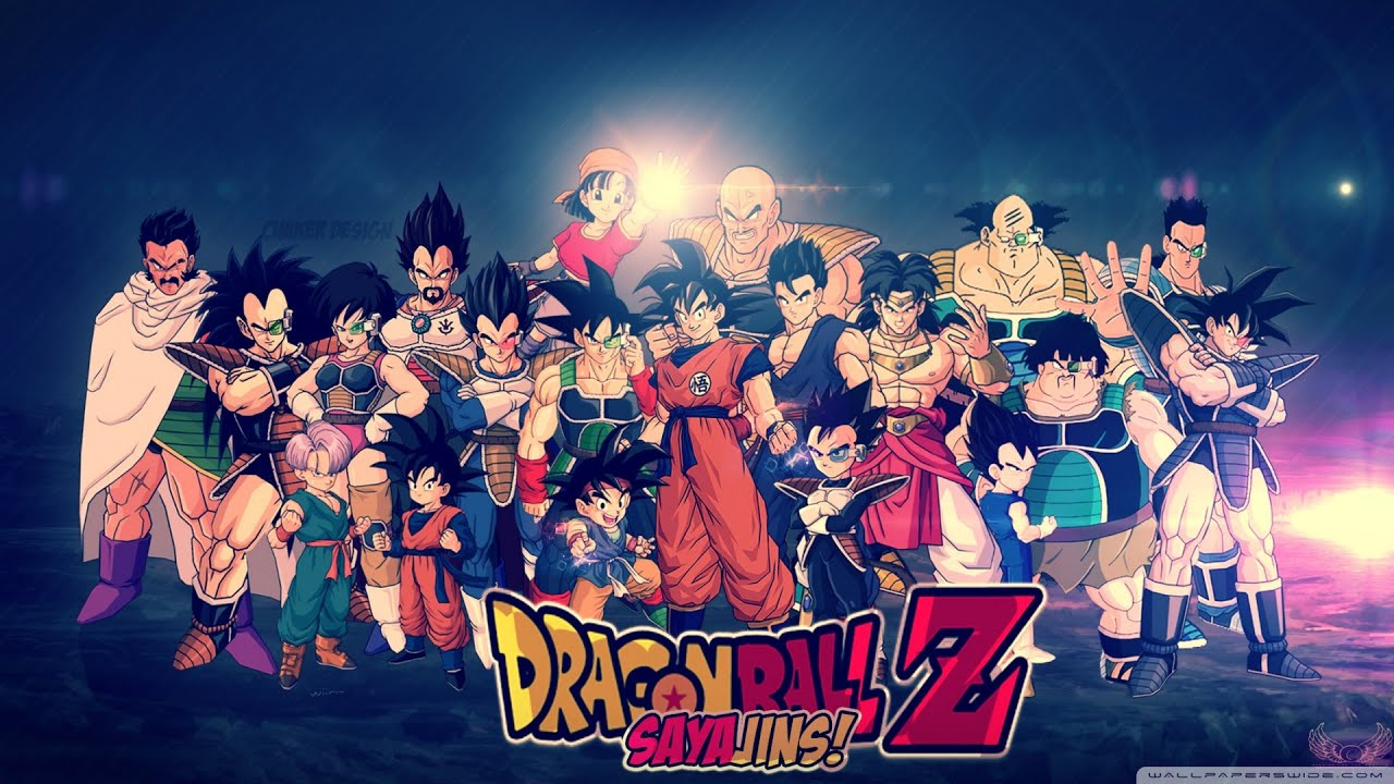 Fondos De Pantalla De Dragon Ball: Fondo De Pantalla Dragon Ball Z HD