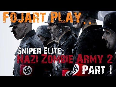 Sniper Elite: Nazi Zombie Army 2 - Part 1 |