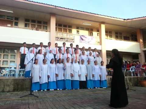 SMK Pujut Miri Choral Speaking 2014 Teacher's Day: Facebook